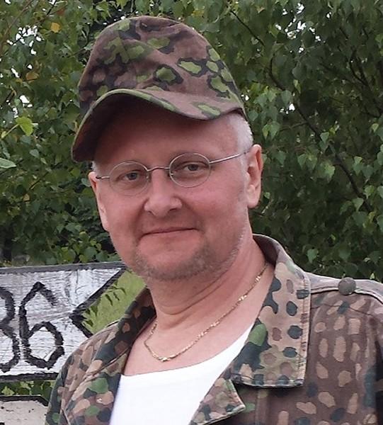 Richard Topalov alias SS sturmann Amon Fleischer